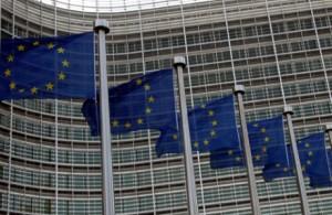 Europa-vlaggen-alg