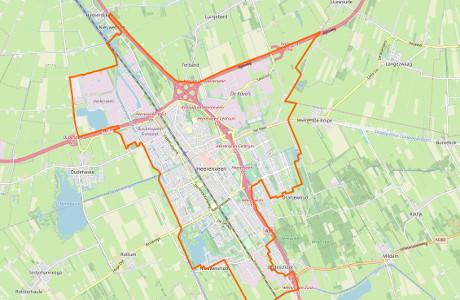Heerenveen-buitengebied