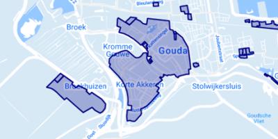 KPN-glasvezel-in-Gouda